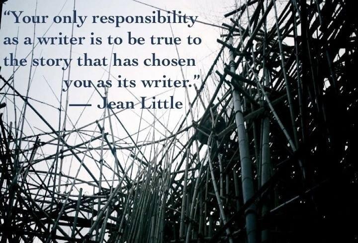 A Writer's Duty