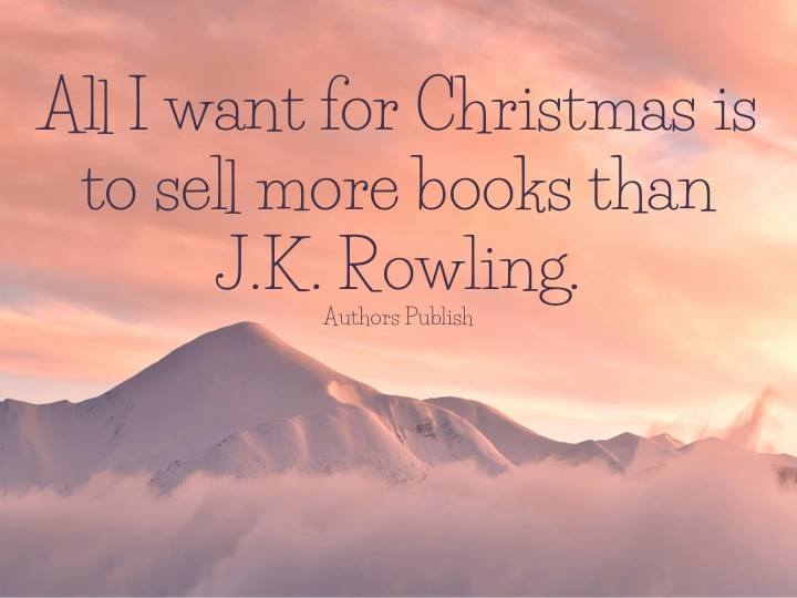 An Author's Christmas Wish
